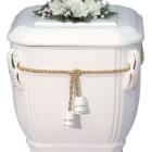 Selyemvirágos urna