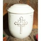 P- keresztes urna