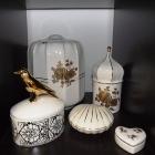 Hollóházi mini urna kollekció irodánkban