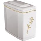100ar - Aranyozott rózsás urna