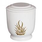 27a - aranyozott lángmints urna