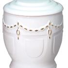 30a_lánc fehér kerámia urna