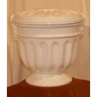 Fehér görög urna
