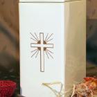 Iker dekoros urna