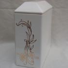 Iker dekoros urna - tündérrózsa