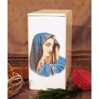 Színes iker urna - Mária