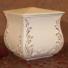 Négyszög sarokmintás urna