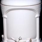 Rózsás oszlopos urna