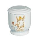 Angyalos gyerek urna