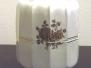 Hollóházi porcelán urnák