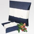 Kék papír urna