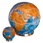 Földgömb urna