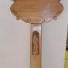 17. Faragott fejfa Máriával - világos