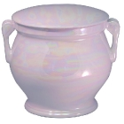 Gyöngyház színű urna