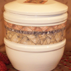 Bella urna - kőmintás