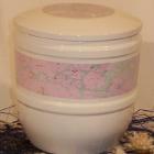 Bella urna - rózsaszín